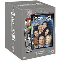 Scrubs: Series 1-9 (parallel import)