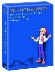 Nils Holgersson Volledige Afrikaanse Stel (DVD)