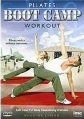 Pilates Boot Camp Workout - (Import DVD)