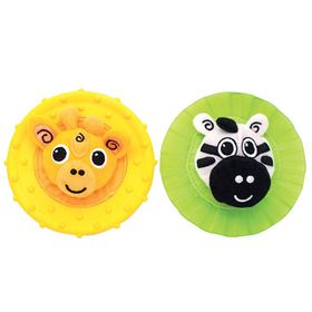 Sassy - Beginning Bites - Teethers 2 Pack
