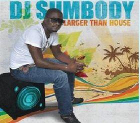 Larger Than House (CD)