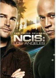 NCIS: Los Angeles Season 3 (DVD)