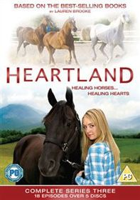 Heartland: The Complete Third Season (Import DVD)