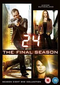 24: Season 8 - The Final Season (Import DVD)