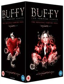 Buffy The Vampire Slayer: Complete Seasons 1-7 (DVD)