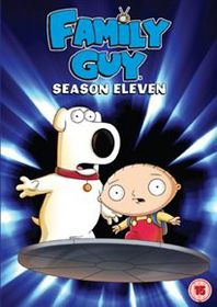 Family Guy - Season 11 (Import DVD)
