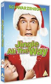 Jingle All The Way (Import DVD)
