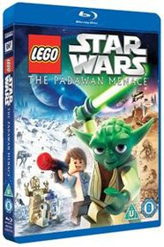 Star Wars Lego: Padawan Menace (Import Blu-ray)