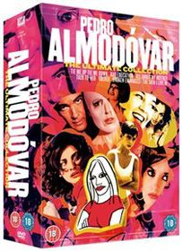 Pedro Almodóvar: The Ultimate Collection (Import DVD)