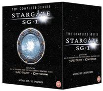 Stargate SG1: Seasons 1-10 & The Ark of Truth & Continuum (parallel import)