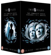The X Files:S 1-9 & Movie & I Want To Believe (import)