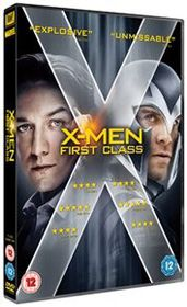 X-men: First Class (Import DVD)