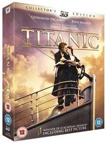 Titanic (3D & 2D Import Blu-ray)