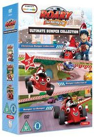Roary the Racing Car: Ultimate Bumper Collection (Import DVD)