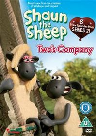 Shaun The Sheep: Two's Company (Import DVD)