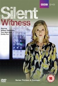 Silent Witness Series 13 & 14 (Import DVD)