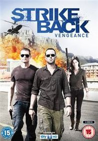 Strike Back: Vengeance (Import DVD)