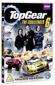 Top Gear The Challenges 6 (parallel import)
