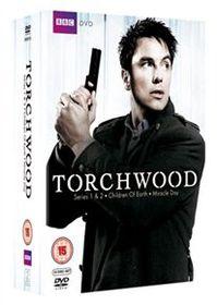Torchwood: Series 1-4 (Import DVD)