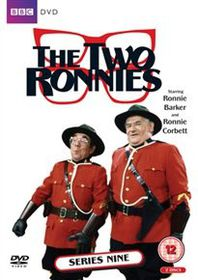 The Two Ronnies Series 9 (Import DVD)