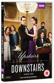 Upstairs Downstairs Series 2 (Import DVD)