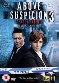 Above Suspicion 3 - Deadly Intent (Import DVD)