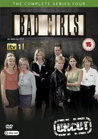 Bad Girls: The Complete Series 4 (Import DVD)