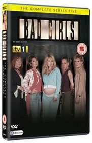 Bad Girls: The Complete Series 5 (Import DVD)