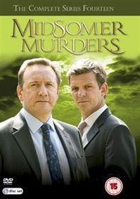 Midsomer Murders: The Complete Series Fourteen (Import DVD)