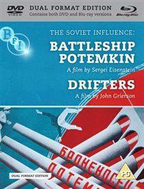 Battleship Potemkin/ Drifters (Blu-ray + DVD)