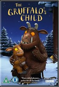 The Gruffalo's Child (Import DVD)