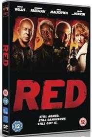 Red [DVD] [2010]