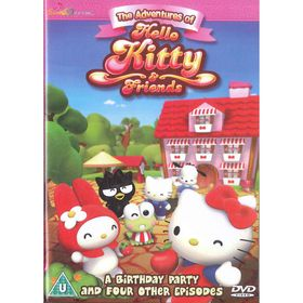 The Adventures of Hello Kitty and Friends: A Birthday Party (Import DVD)