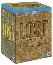 Lost: The Complete Seasons 1-6 (parallel import)