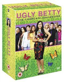 Ugly Betty: Complete Collection (s1-4)