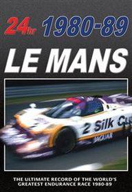 Le Mans Collection 1980-1989 (10 Dvd) Box Set (import DVD)