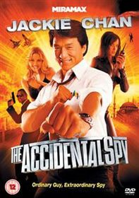 The Accidental Spy (Import DVD)