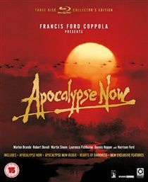 Apocalypse Now/Apocalypse Now Redux/Hearts of Darkness (Import Blu-ray)