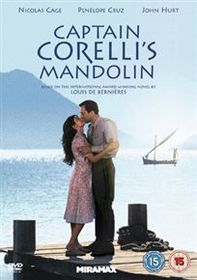 Captain Corelli's Mandolin (Import DVD)