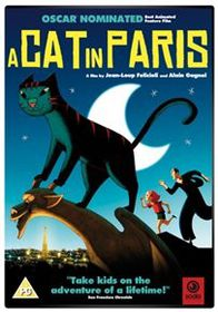 Cat In Paris, A (Import DVD)