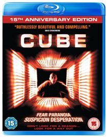 Cube (Import Blu-ray)