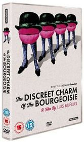 Discreet Charm Of Bourgeoisie (Import DVD)