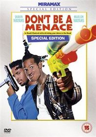 Don't Be a Menace to South Central While Drinking Your Juice (Import DVD)