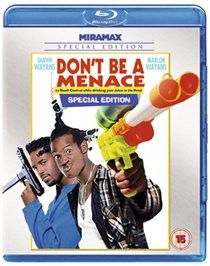 Don't Be a Menace to South Central While Drinking Your Juice... (Import Blu-ray)