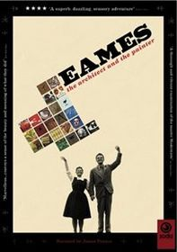 Eames - The Architect And The Painter (Import DVD)