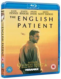 English Patient, The (Import Blu-ray)