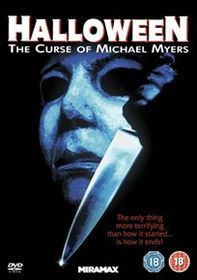 Halloween 6 - The Curse of Michael Myers (Import DVD)