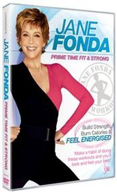 Jane Fonda: Prime Time Fit & Strong (Import DVD)