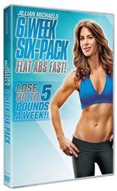 Jillian Michaels: Six Week Six-pack (Import DVD)