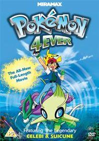 Pokemon - The Movie: 4ever (Import DVD)
